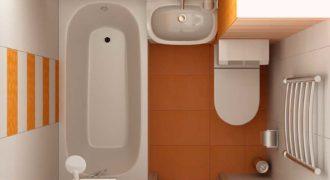 Совмещенный санузел – обзор дизайна интерьера