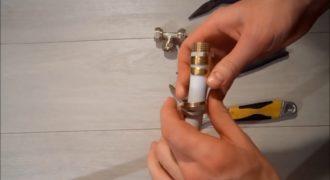 Собираем водопровод из металлопластиковых труб