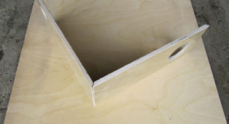 Как сделать красивый и аккуратный угол плиткой? Запил под 45 градусов, молдинги